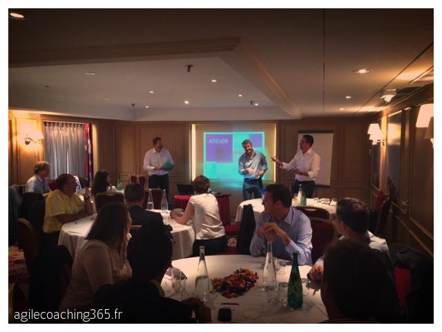 Matinée Atelier du 24 juin 2014 : coaching et agilité au service de l'entreprise