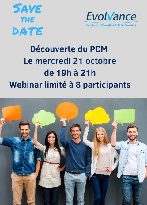 Webinar PCM